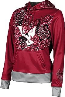 ProSphere Eastern Washington University Women's Pullover Hoodie, School Spirit Sweatshirt (Foxy)