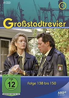 Großstadtrevier - Box 09/Folge 138-150