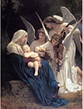 Best song of the angels painting Reviews