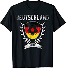 Deutsch Football Cup 2018 TShirt - Deutschland Soccer Jersey