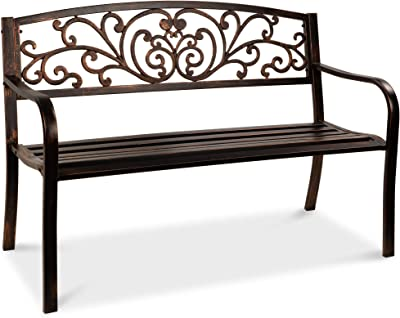 2 Seats Brown,Brown - Special Special Promotion Four feet Wooden Garden Bench Special Promotion