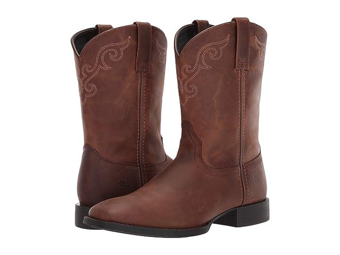 Ariat Women's Ariat Roper Wide Square Toe Boots