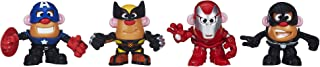Potato Head Mr Marvel Mixable Mashable Heroes Marvel Super Hero Collector Pack Toy for Kids