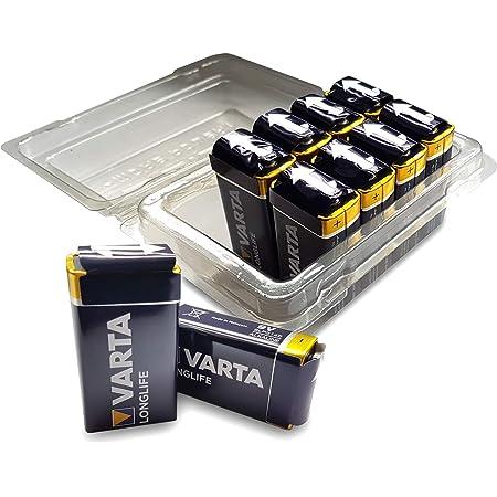 Varta Longlife Batterie In Wiederverschließbarer Elektronik
