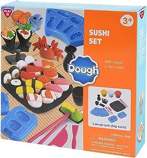 لعبة تحضير السوشي من بلاي غو - ملحقات