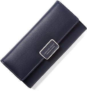 Aoliner Wallets for women RFID Blocking Multi Cards Womens Wallet Organizer Clutch