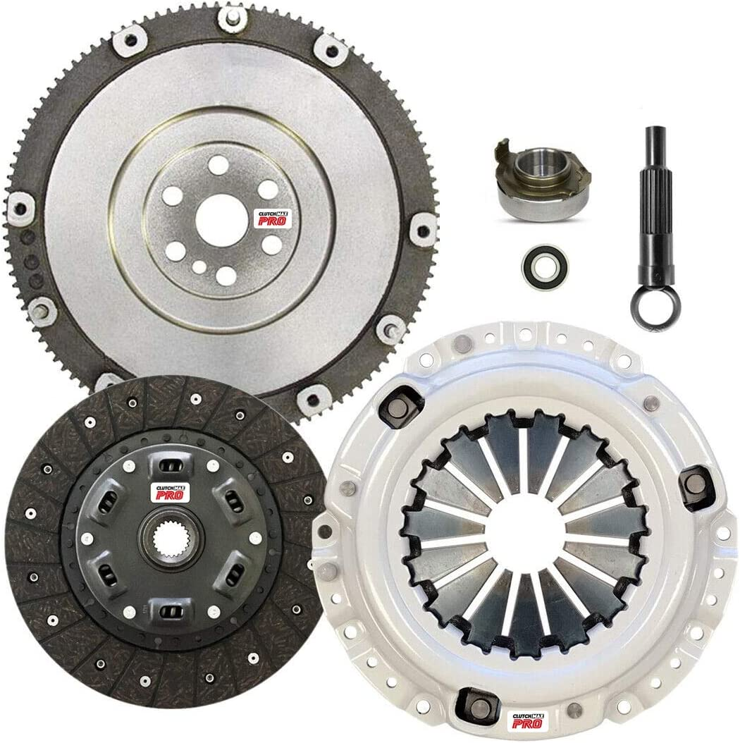 ClutchMaxPRO Performance Stage 2 Kit 新色追加して再販 Flywheel 誕生日プレゼント Clutch Compatibl