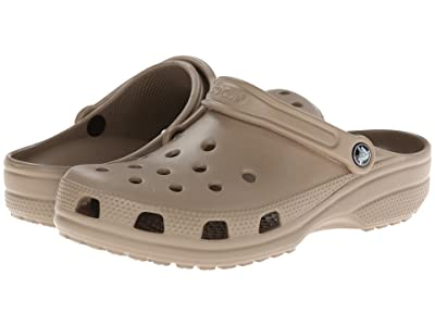 Crocs Classic Clog (Khaki) Clog Shoes