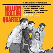 Million Dollar Quartet: The Complete Session In Its Original Sequence