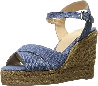 72a98dfd131 Castaner Women s Blaudell Espadrille Wedge Sandal