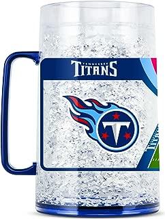 NFL Tennessee Titans 38oz Crystal Freezer Monster Mug