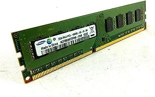 2GB Samsung 2GB PC3-10600 DDR3-1333MHz non-ECC Unbuffered CL9 240-Pin DIMM Dual Rank Memory Module Mfr P/N M378B5673FH0-CH9