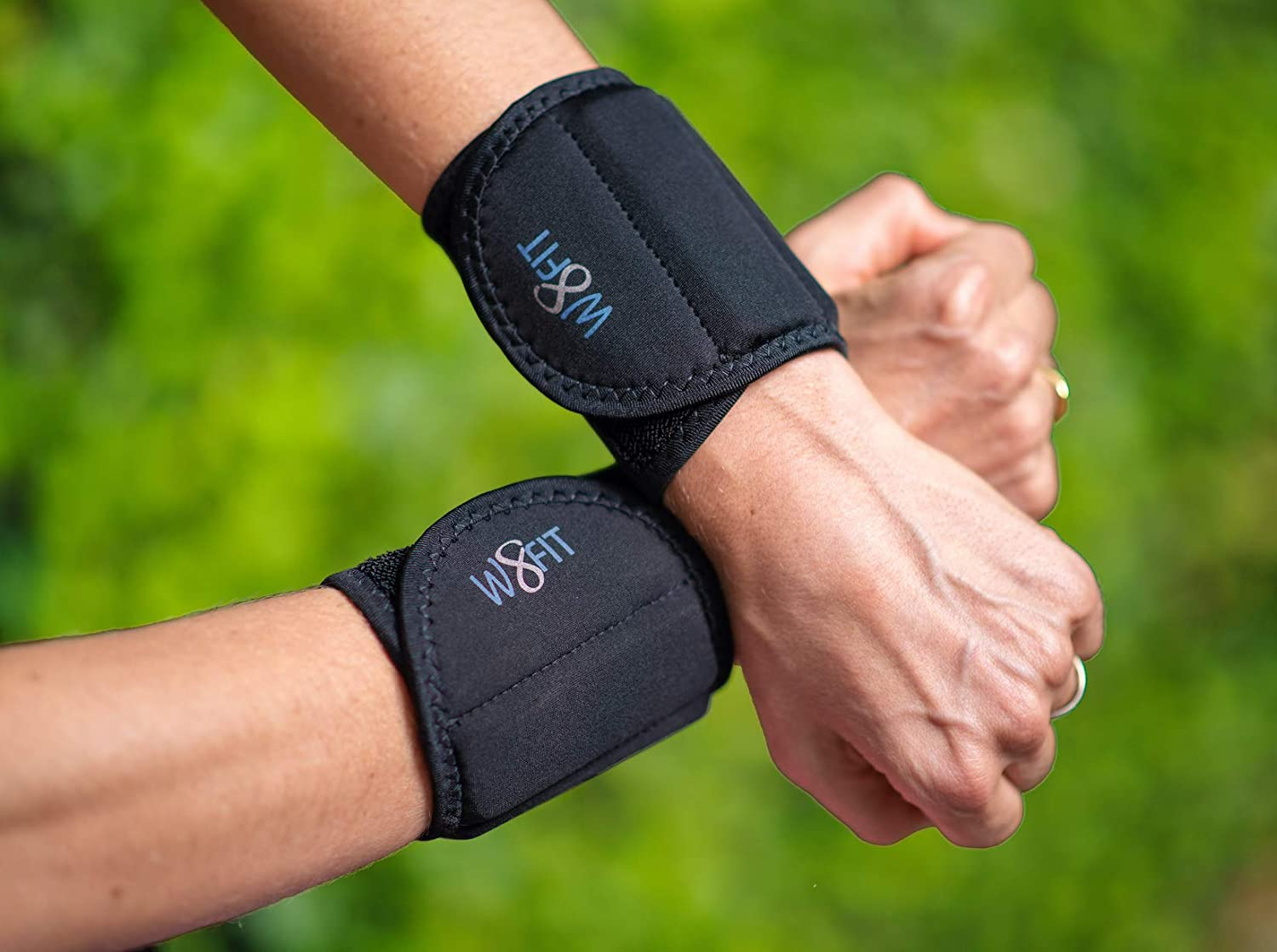 discount W8FIT Adjustable Wrist Arm Weights up to 1.7 All stores are sold lbs