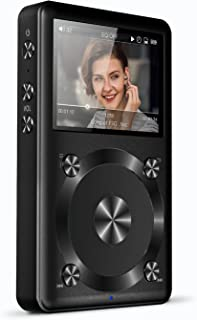 FiiO X1 High Resolution Digital Lossless Media Player (Black)