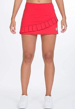 Amazon.es: faldas de padel - Rojo