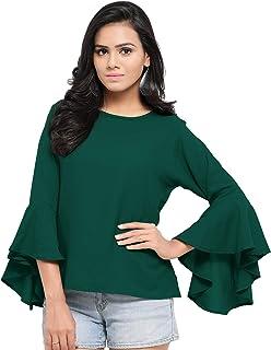 31875d26273 Long Sleeve Women's Tops: Buy Long Sleeve Women's Tops online at ...