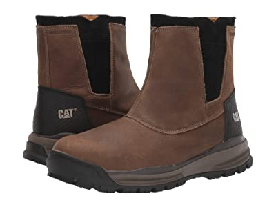Caterpillar Casual Hydrobond Ice+ Waterproof TX (Cascade Brown) Men