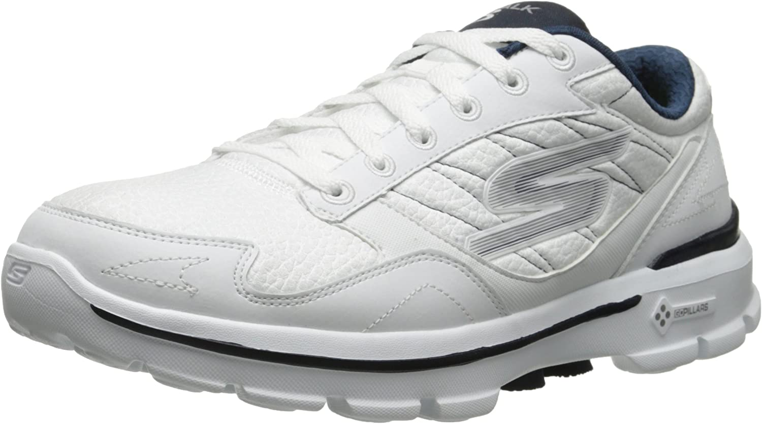 Skechers Performance Men's Go Walk 3 Compete Lace-Up Walking shoes