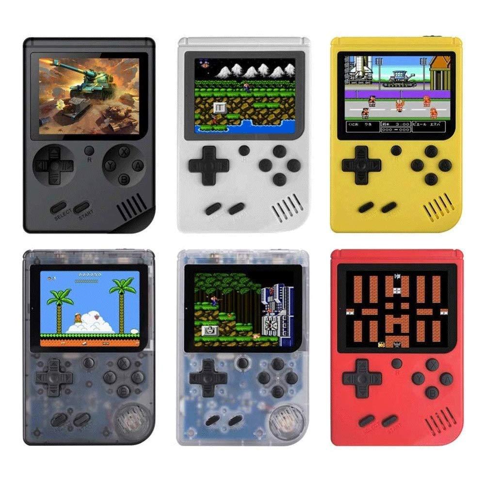 POWERFULM Consola de Juegos, Mini portátil de Mano Jugador del ...