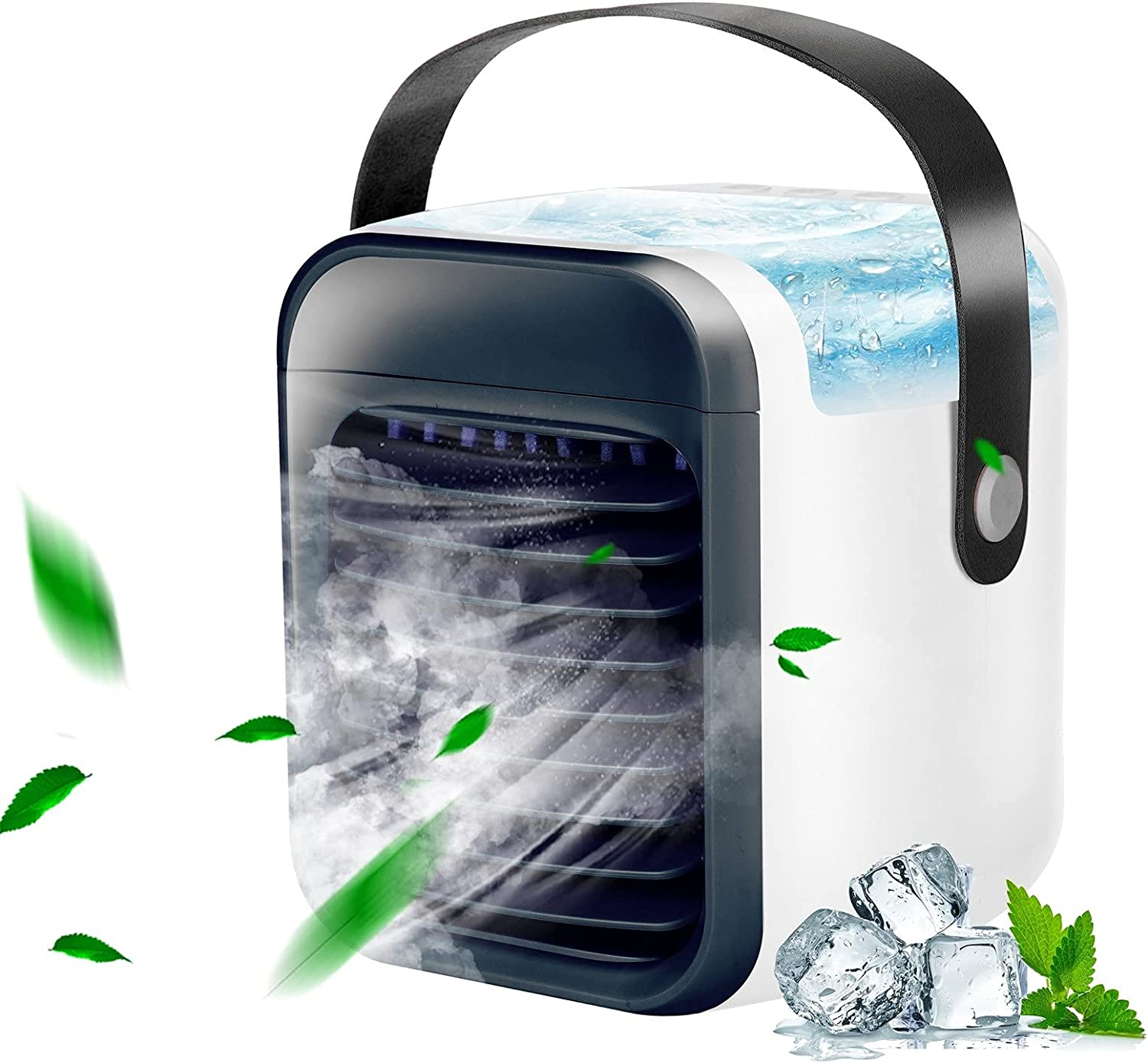 Personal Outlet Kansas City Mall ☆ Free Shipping Air Cooler bestheart Portable Conditioner Recharge