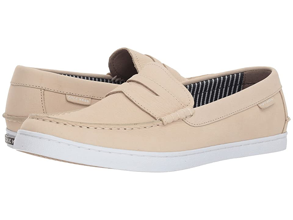 Cole Haan Nantucket Loafer (Brazilian Sand Nubuck/Nantucket Stripe) Men