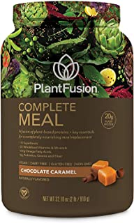 Sponsored Ad - PlantFusion Complete Meal All Plant Based Pea Protein Powder |Meal Replacement Shake |Dietary Supplement | ...