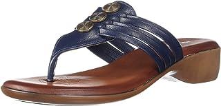 BATA Women's Buttons Slipper