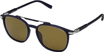 Salvatore Ferragamo Stainless Steel Men's Sunglasses