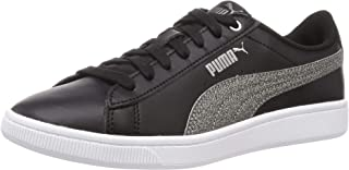 PUMA Vikky V2 Two-Tone Side-Logo Low-Top Lace-Up Running Sneakers for Women