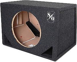 "Sound Ordnance BB12-200V Single 12"" Vented Box 1.8 cu.ft"