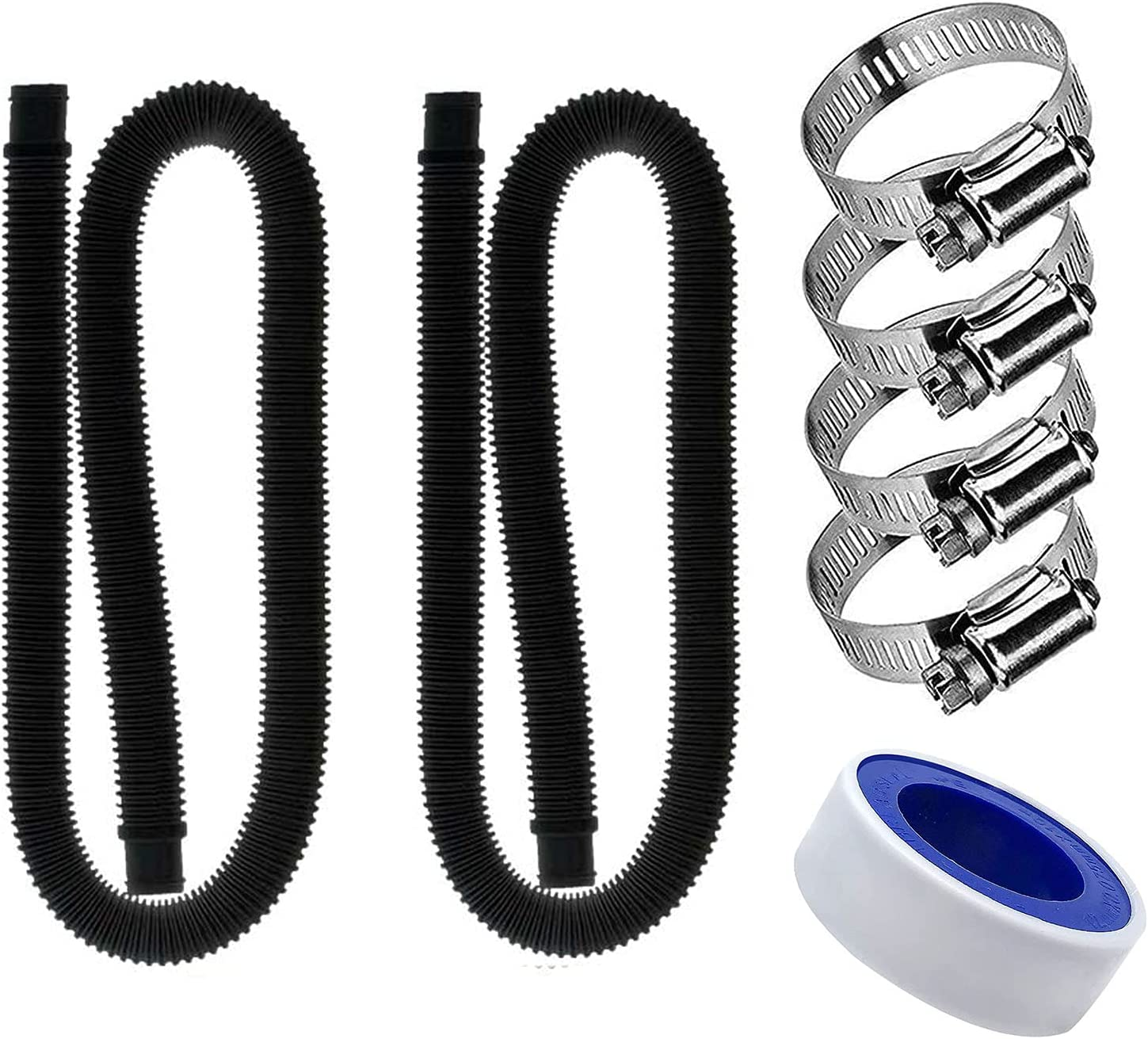 New color ninRYA Replacement Hose Kit 1.25