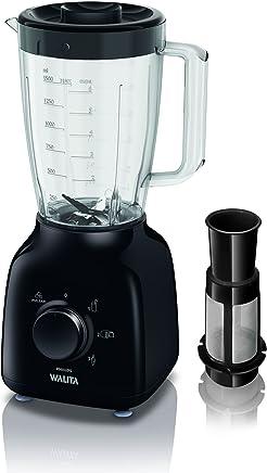 Liquidificador Walita Problend 4, Philips RI2106/93, Preto, 110V