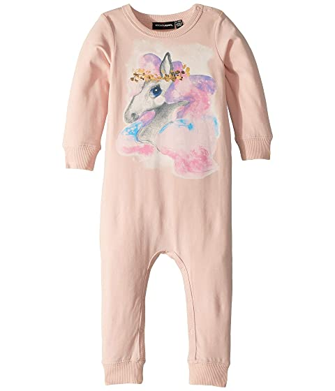 Rock Your Baby Rainbow Brumby Playsuit (Infant)