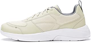 CARE OF by PUMA Men's Mesh Low-Top Trainers, Beige, US