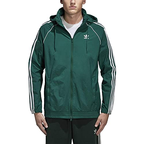 0a5a0f7c3 adidas Originals Men's Superstar Windbreaker