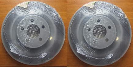 Chrysler Dodge Front Left & Right High Performance Rotors Mopar OEM