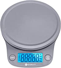 Etekcity 0.1g Food Scale,Digital Kitchen Grams and Ounces for Weight Loss, Baking, Cooking, Meal Prep & Keto Diet, Medium,...