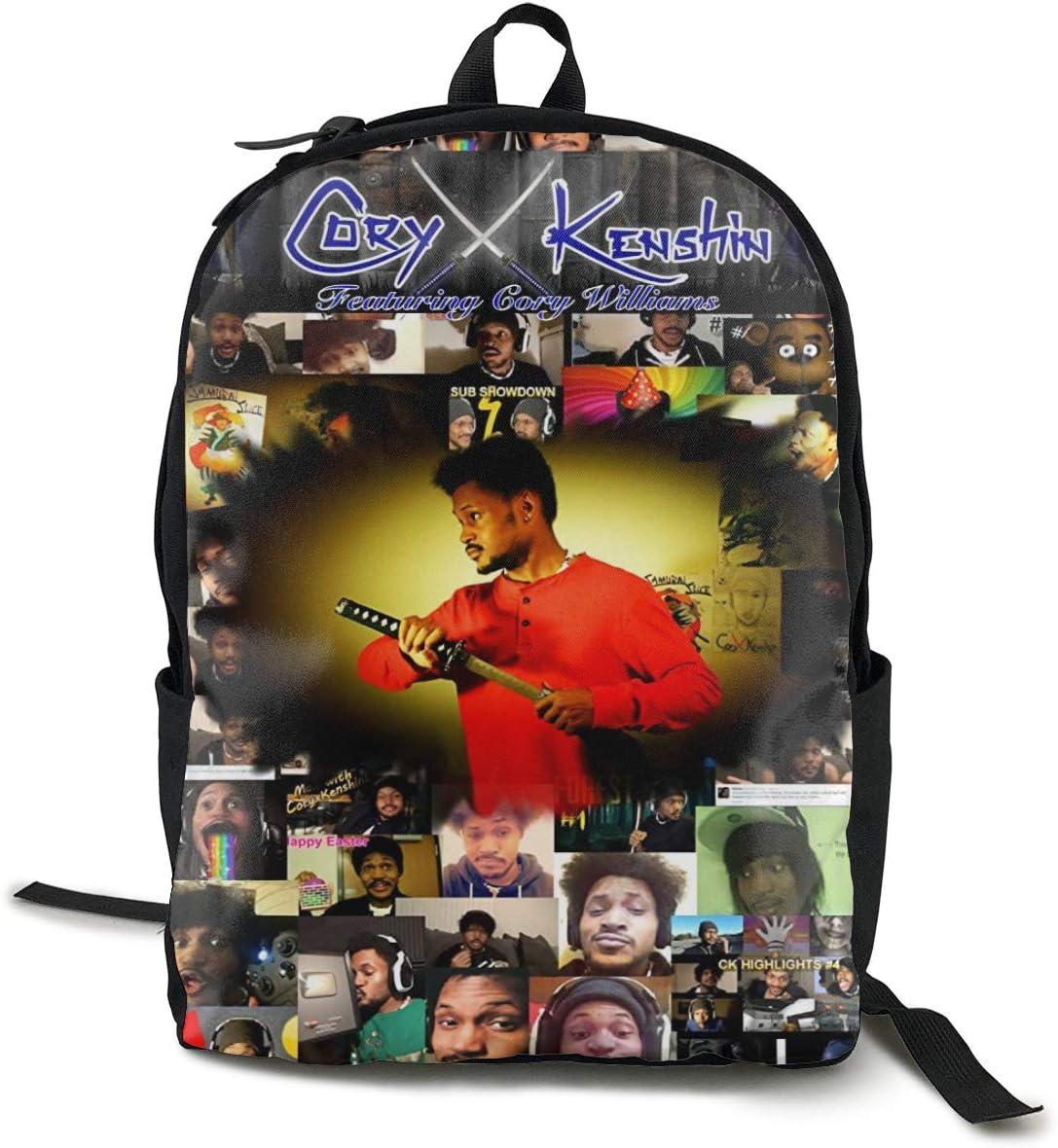 CoryxKenshin Backpacks Phoenix Mall Travel Laptop Backpack for 5 ☆ popular Me Gifts Women