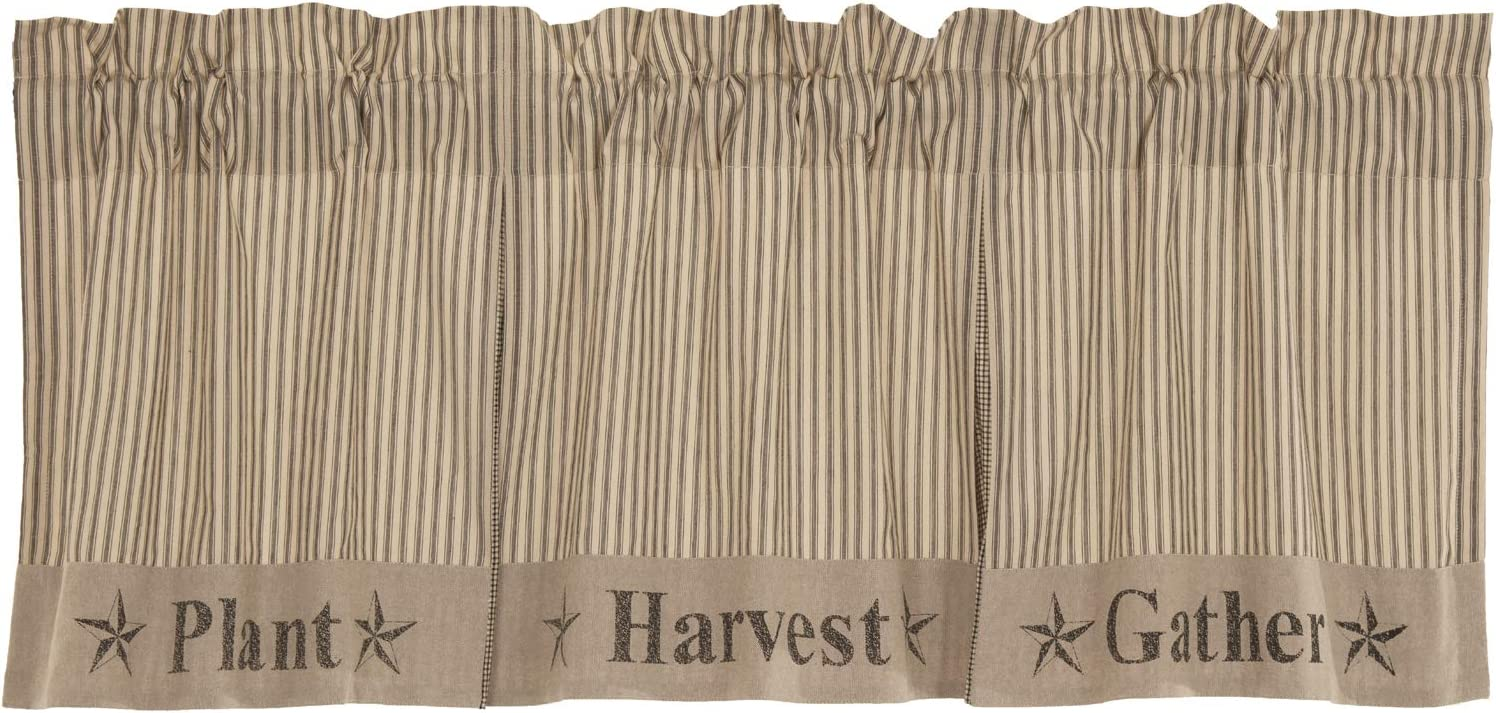 VHC Brands Sawyer Mill Plant Japan's largest assortment Harvest Chambray Gather Text Choice Cott