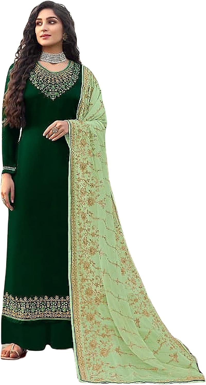 Lady Dwiza Ready to Wear Indian Pakistani Designer Dress Ethnic Kurta Palazzo Suit for Women