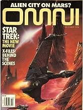 Omni Magazine December 1994 Star Trek Movie, X-Files Behind The Scenes