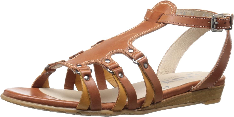 Fidji Women's V491 Wedge Sandal