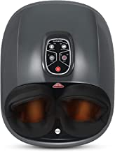 QUINEAR Shiatsu Foot Massager with Heat Compression and Deep Kneading Helpful for..