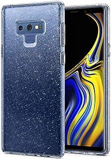 Spigen Samsung Galaxy Note 9 Liquid Crystal GLITTER cover/case - Crystal Quartz