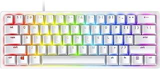Razer Huntsman Mini 60% Gaming Keyboard: Fastest Keyboard Switches Ever - Clicky Optical Switches - Chroma RGB Lighting - ...