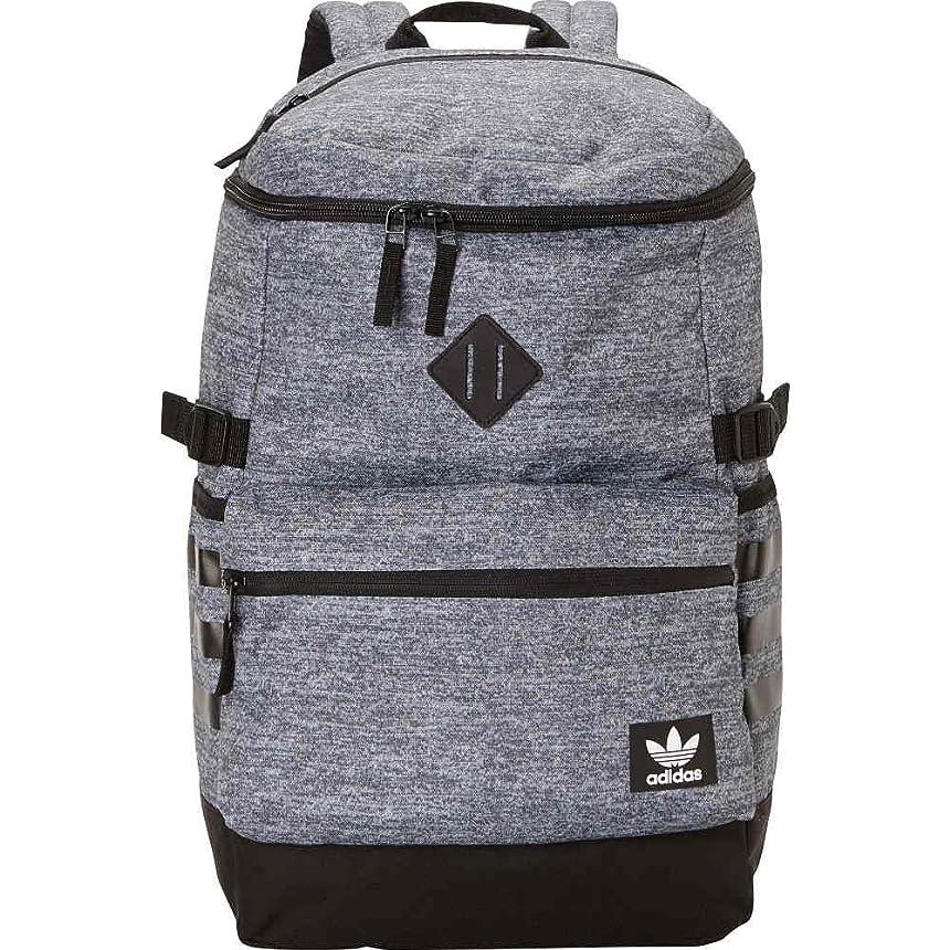 パン事広大な(アディダス) adidas メンズ バッグ パソコンバッグ National Zip Top Backpack [並行輸入品]