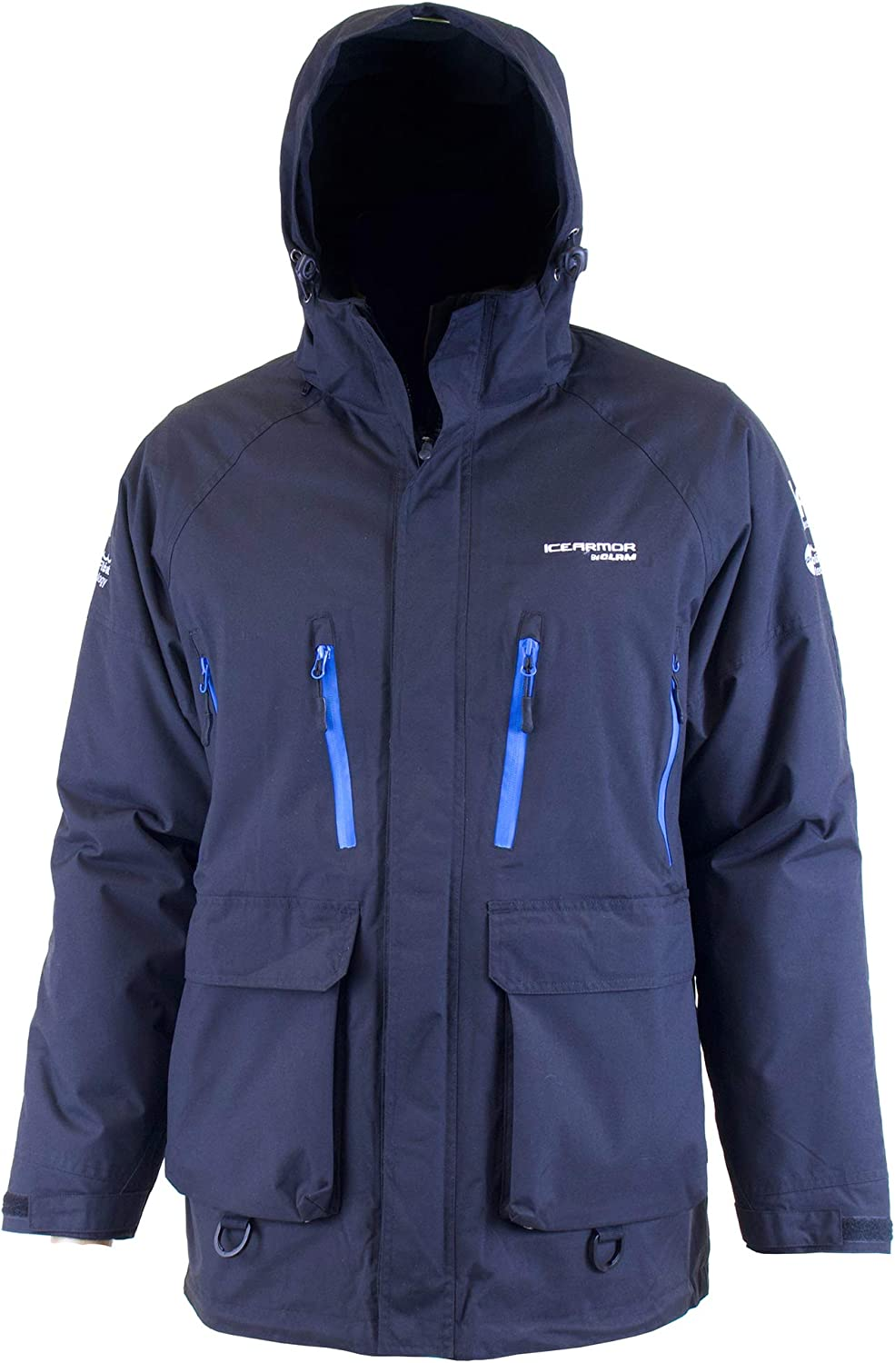 Rise Float Parka Blue - Discount is also underway Zips 2XL Spring new work one after another Chartreuse