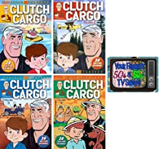 Clutch Cargo: Classic 1960s TV Series Cartoon Complete 80 Episodes DVD Collection with Bonus Art Card