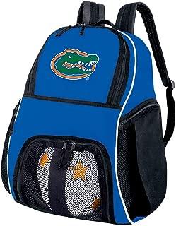 Broad Bay University of Florida Soccer Ball Backpack Florida Gators Volleyball Bag Travel Practice