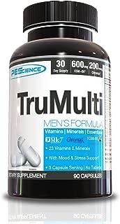 PEScience Trumulti Men's Formula Capsules, 90 Count